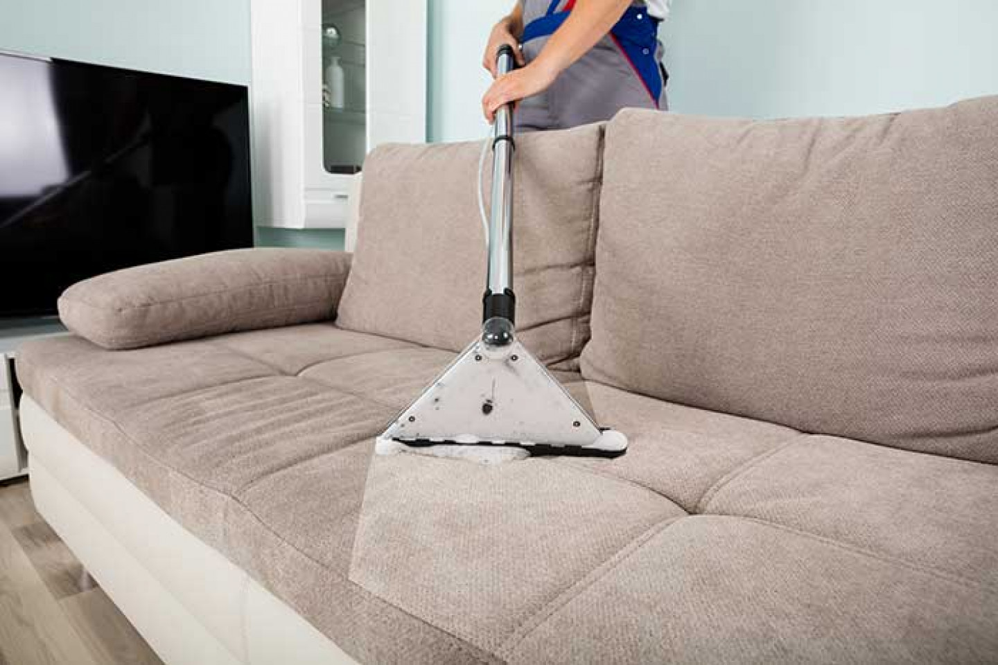 Leave your upholstery needs to a crew of talented cleaners